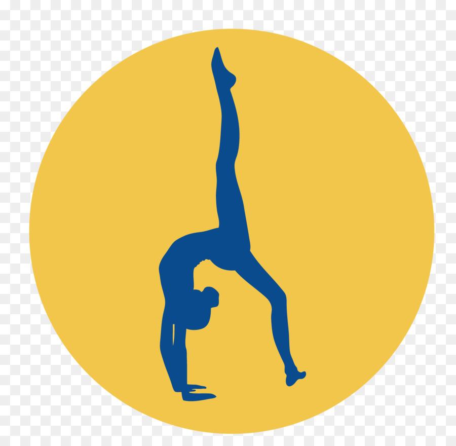 Картинка логотип гимнастика