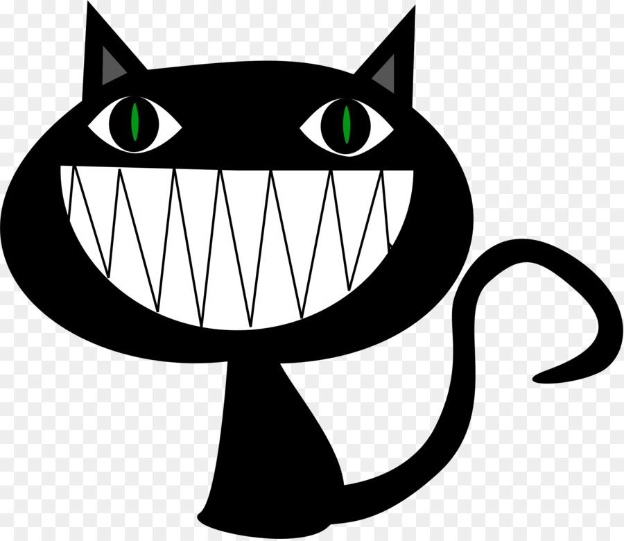 Смешная морда кота рисунок