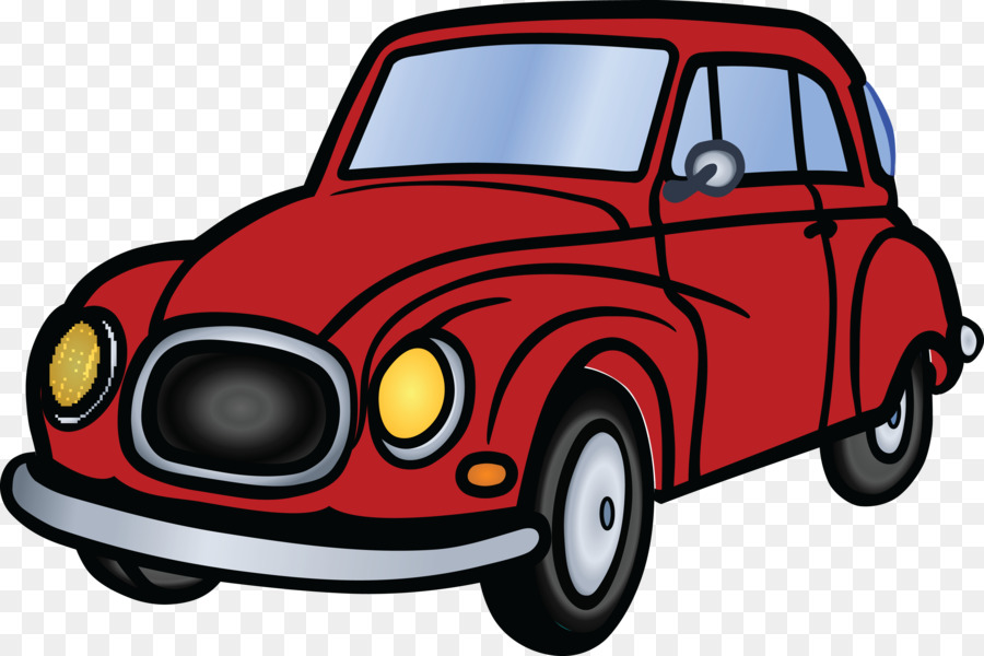 Автомобиль в детских картинках