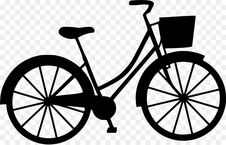 Картинка с изображением велосипеда