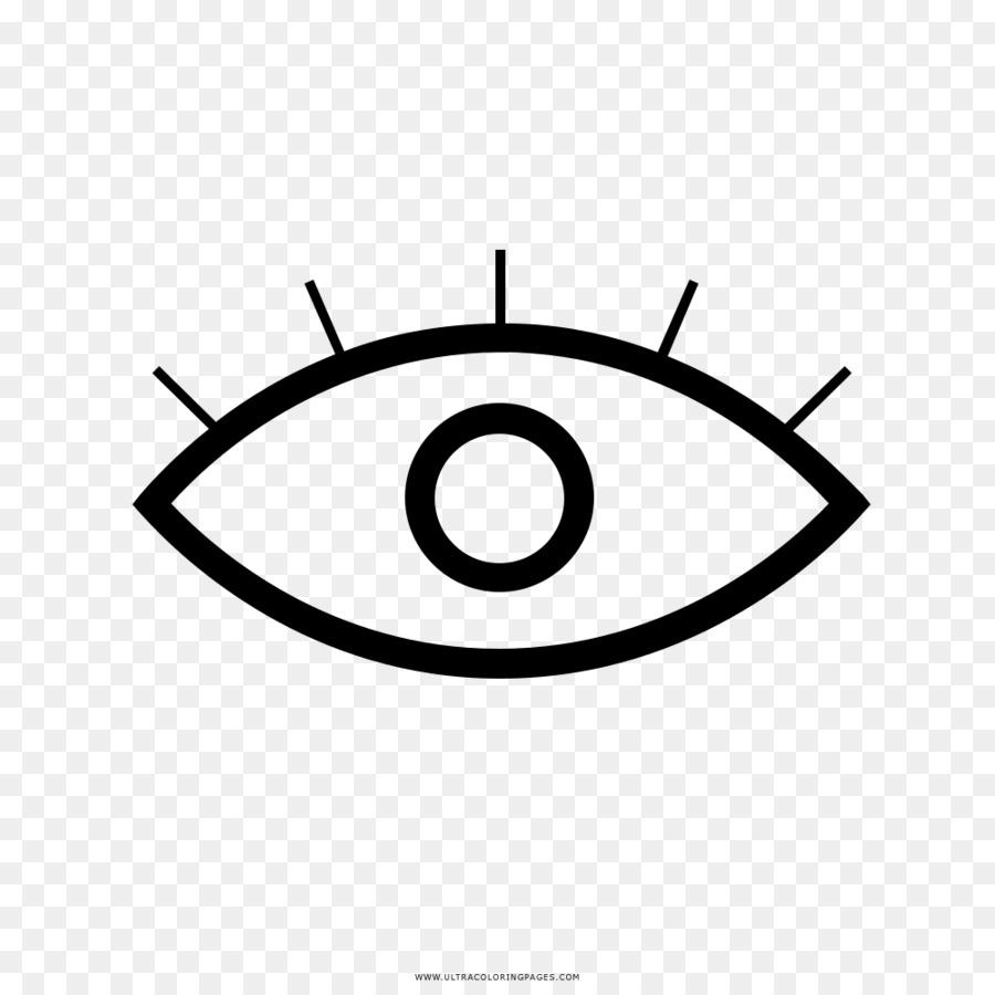 Глаз картинка схематично