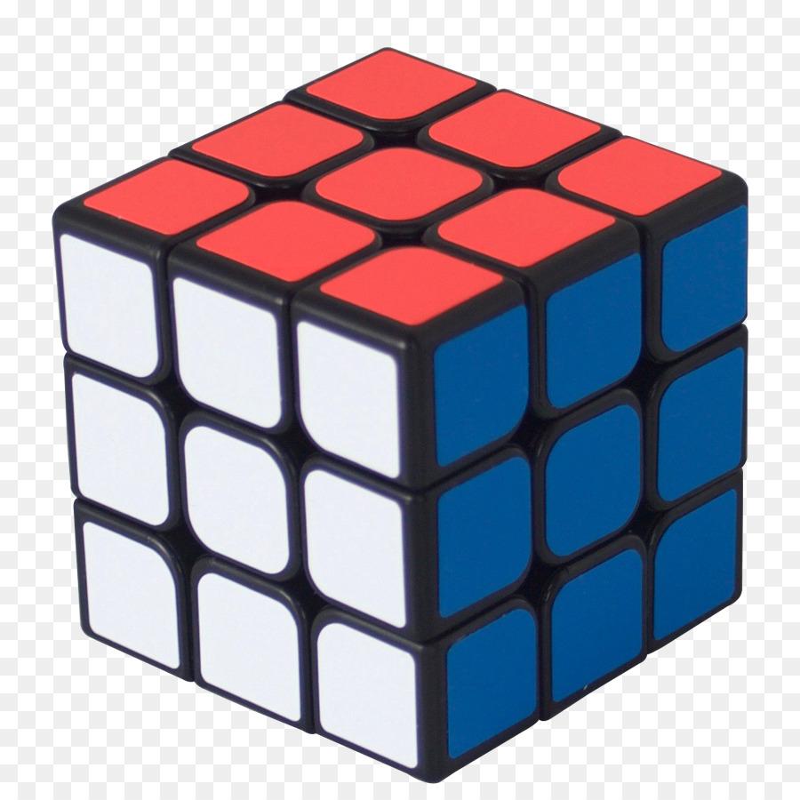 Картинка белого кубик-рубика