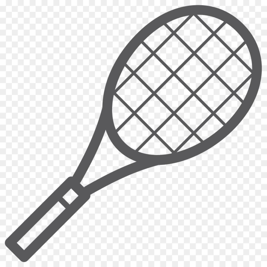 рисунок ракетки для бадминтона с обозначениями