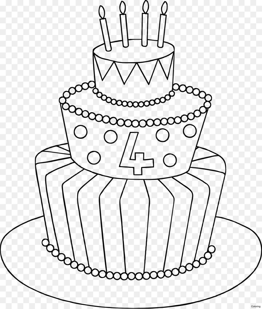 Для подруги, открытка с тортом с днем рождения нарисовать