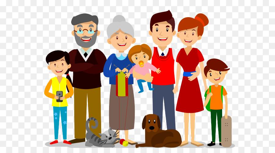 Анимационные картинки моя семья