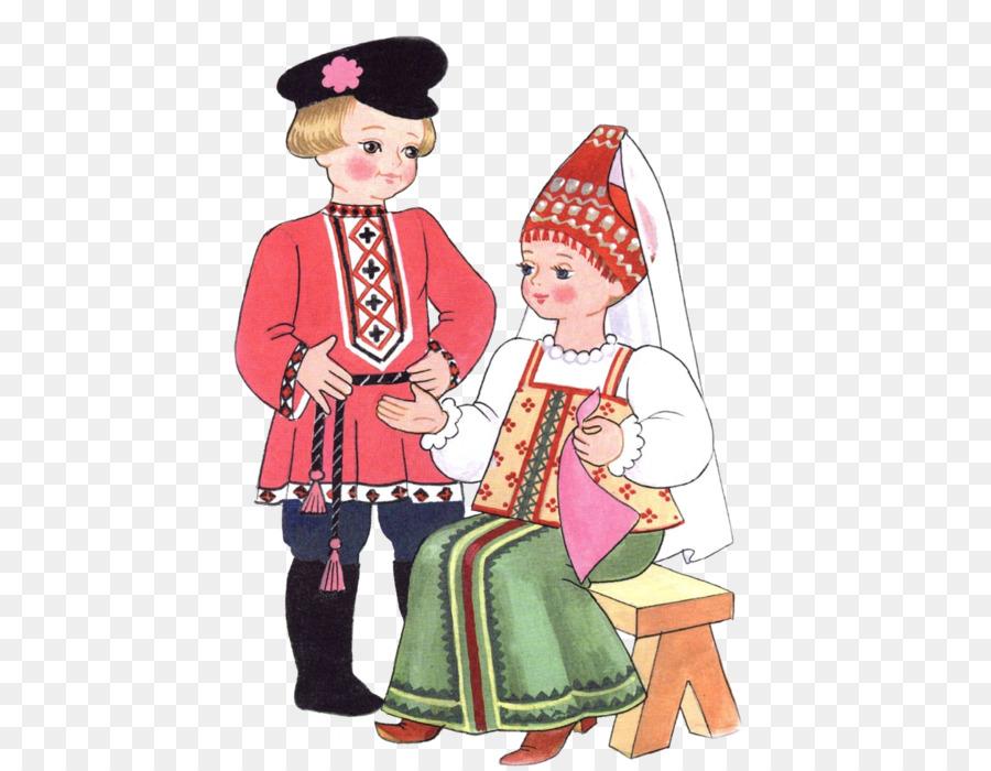 картинка национального костюма русского народа