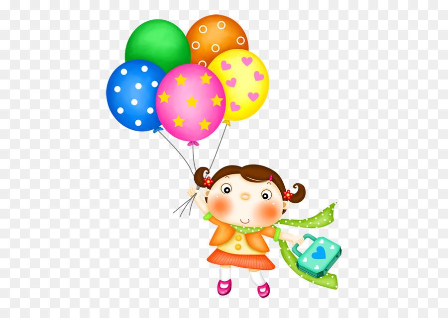 Дети с шариками картинки для детей на прозрачном фоне