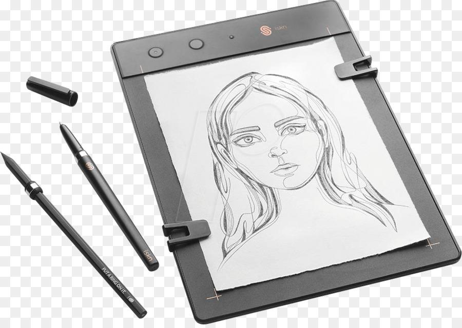 Нарисованные картинки графическим планшетом