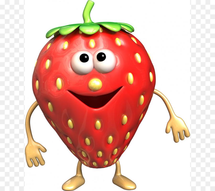 Веселые картинки фруктов и ягод