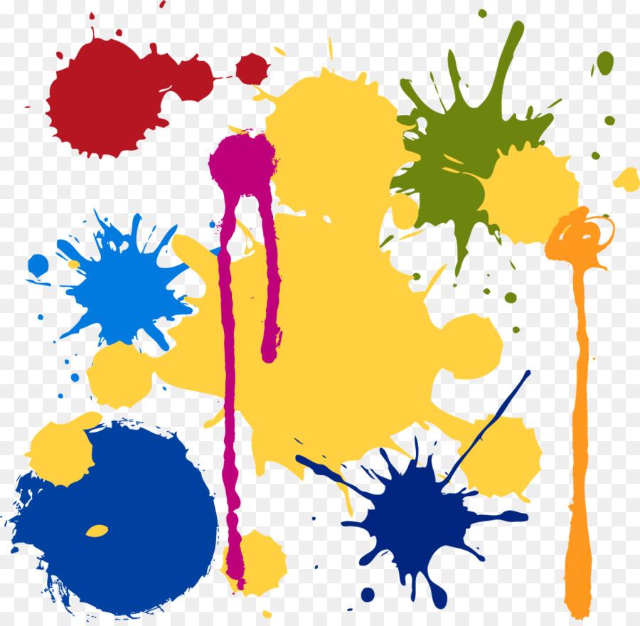 встает картинка пятен краски поиска подрядчиков
