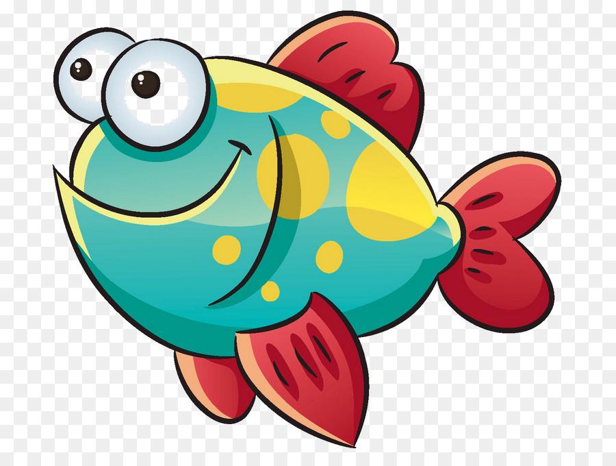 веселые рыбки рисунки