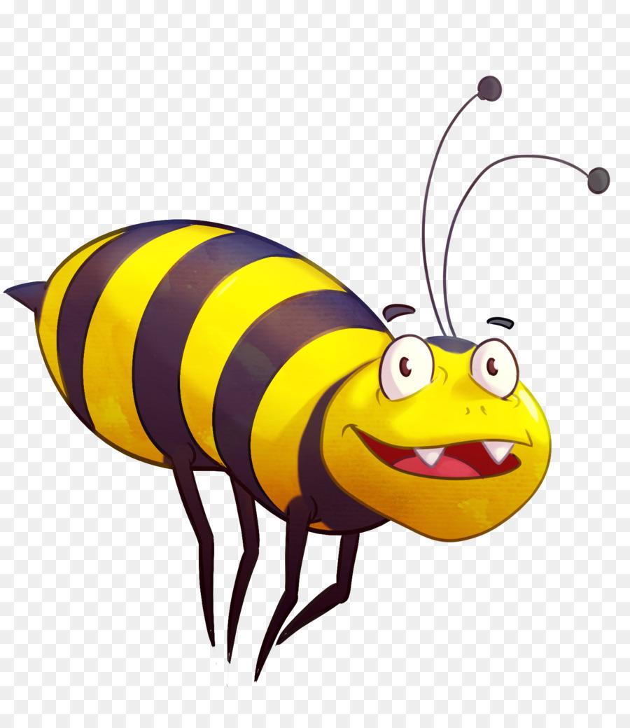 Статусами, смешные рисунки пчелы