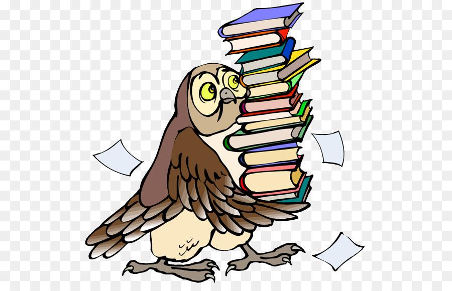 Картинка книга сова