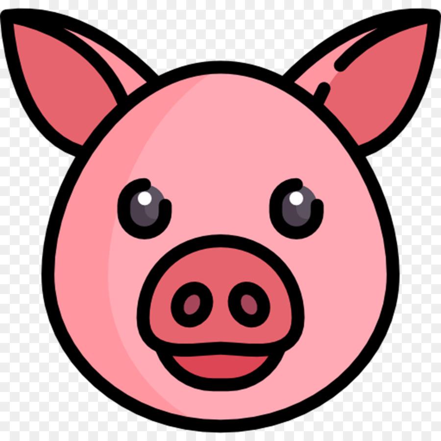 Лицо свиньи картинка
