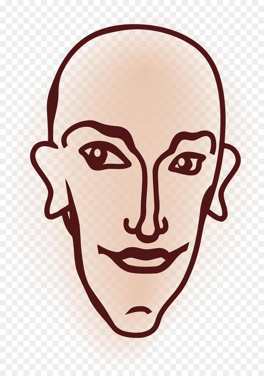 Изображение человеческого лица картинки
