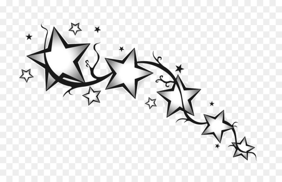 органы видят рисунок со звездами красивый современном