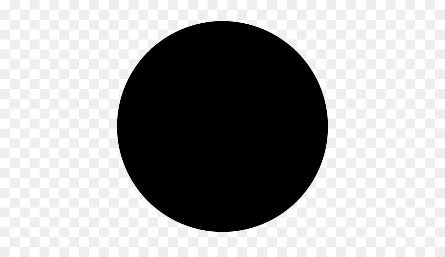 картинка круг черного цвета