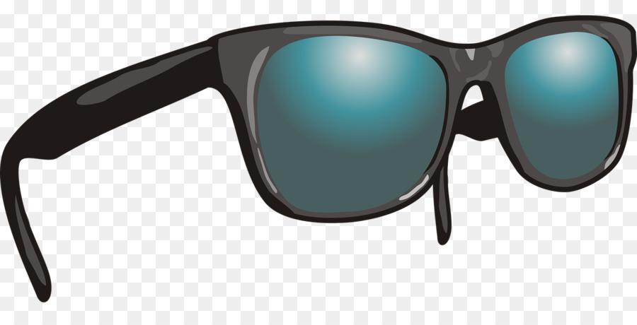 очки темные рисунок нужно