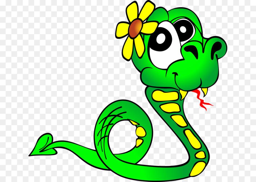 Изображение змеи открытки