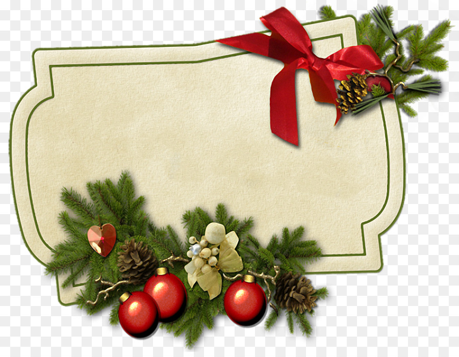 Красивая подпись новогодней открытки