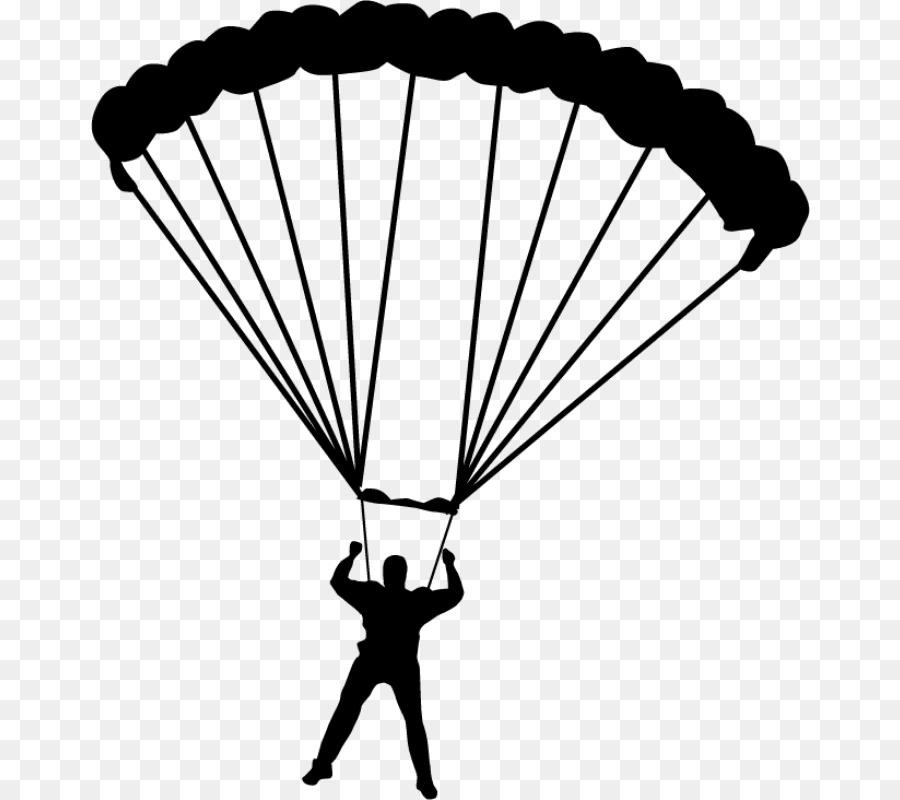 Картинка парашют нарисованная