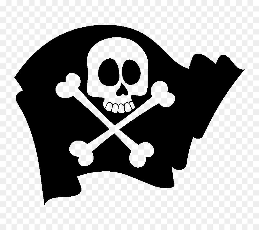 Кости пирата картинка