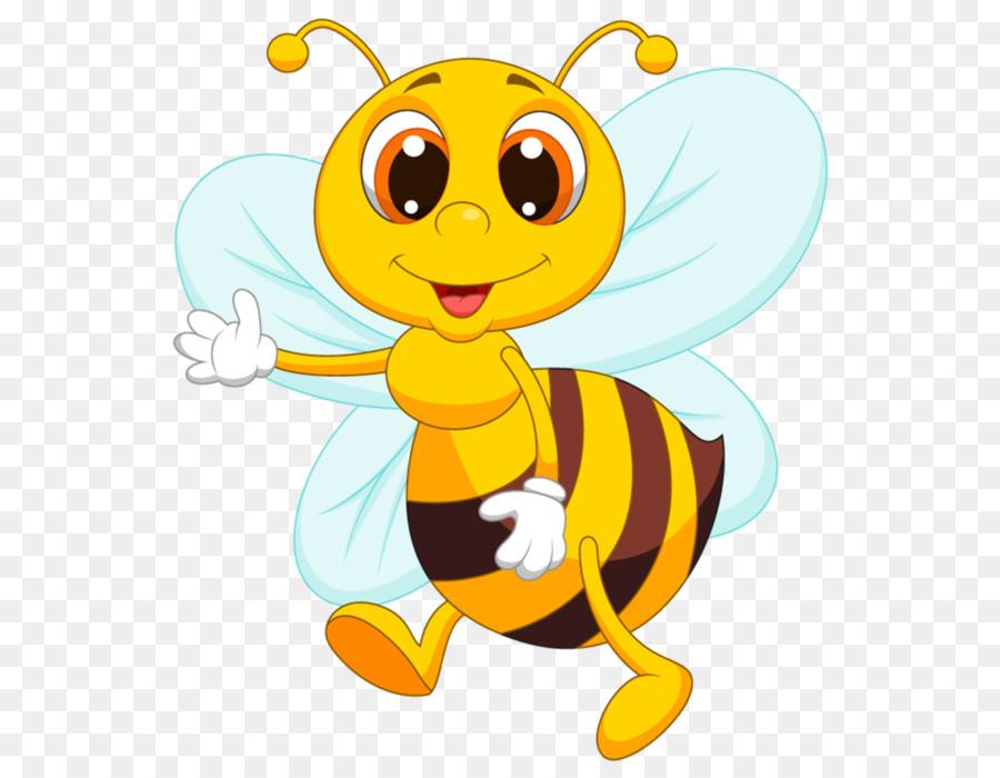 Картинки детям на прозрачном фоне пчела