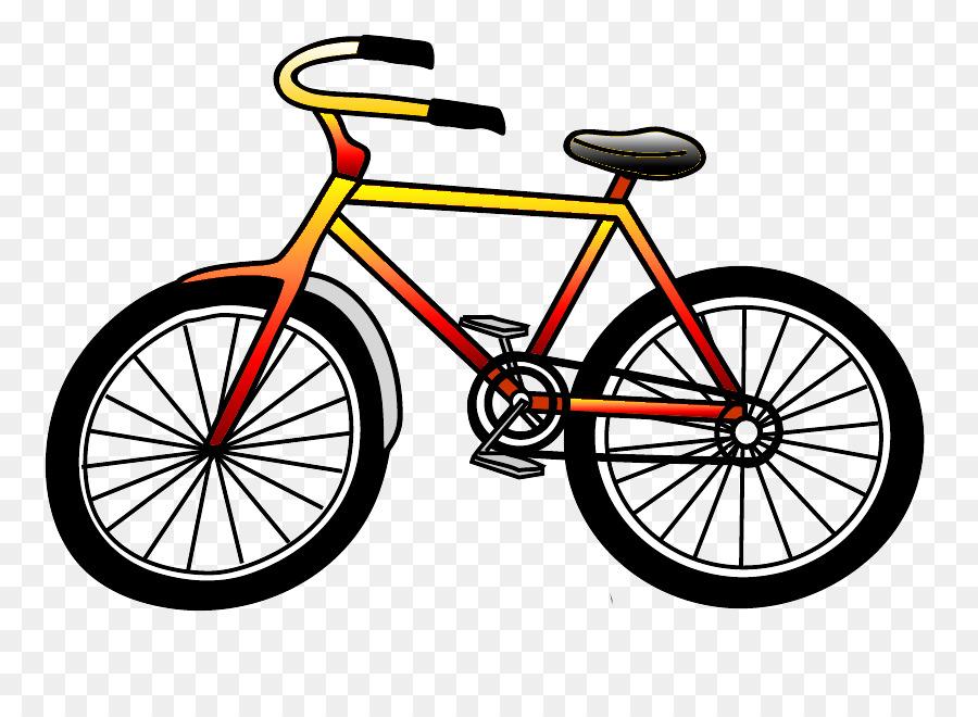 Картинка велосипеда нарисованного, день