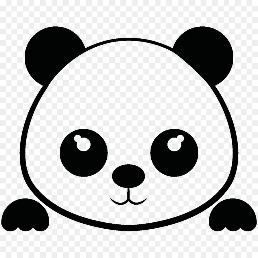 панда морда картинка банальных