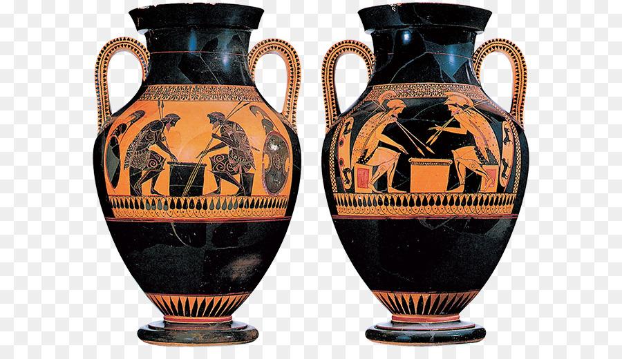 Греческая вазы картинки