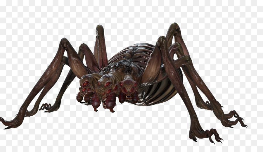 паук, Deinopidae, монстр