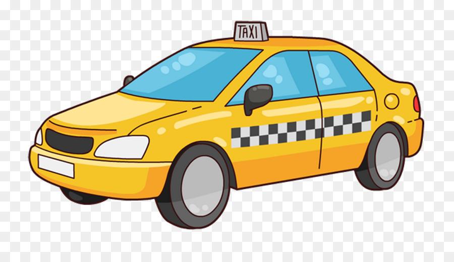 Мультяшный такси картинки