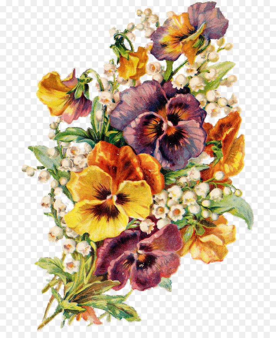 картинки для декупажа садовые цветы