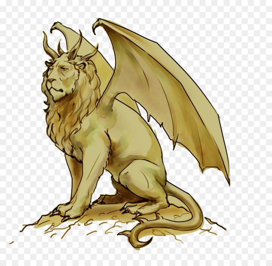 мифический лев картинки статья