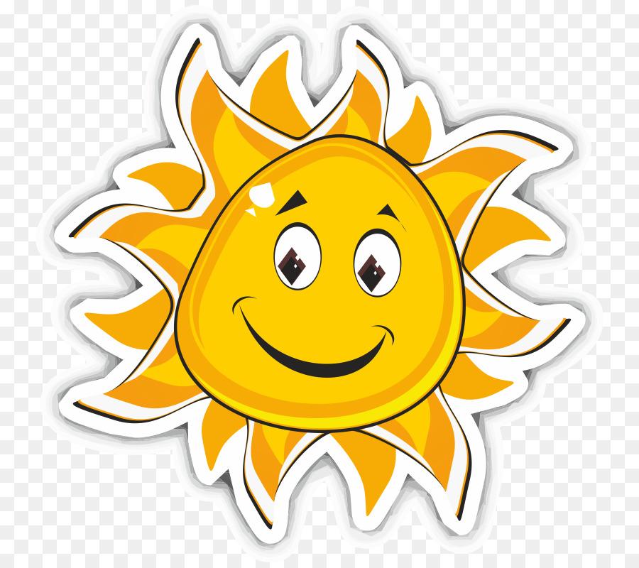 Рисунок улыбки солнышки картинки