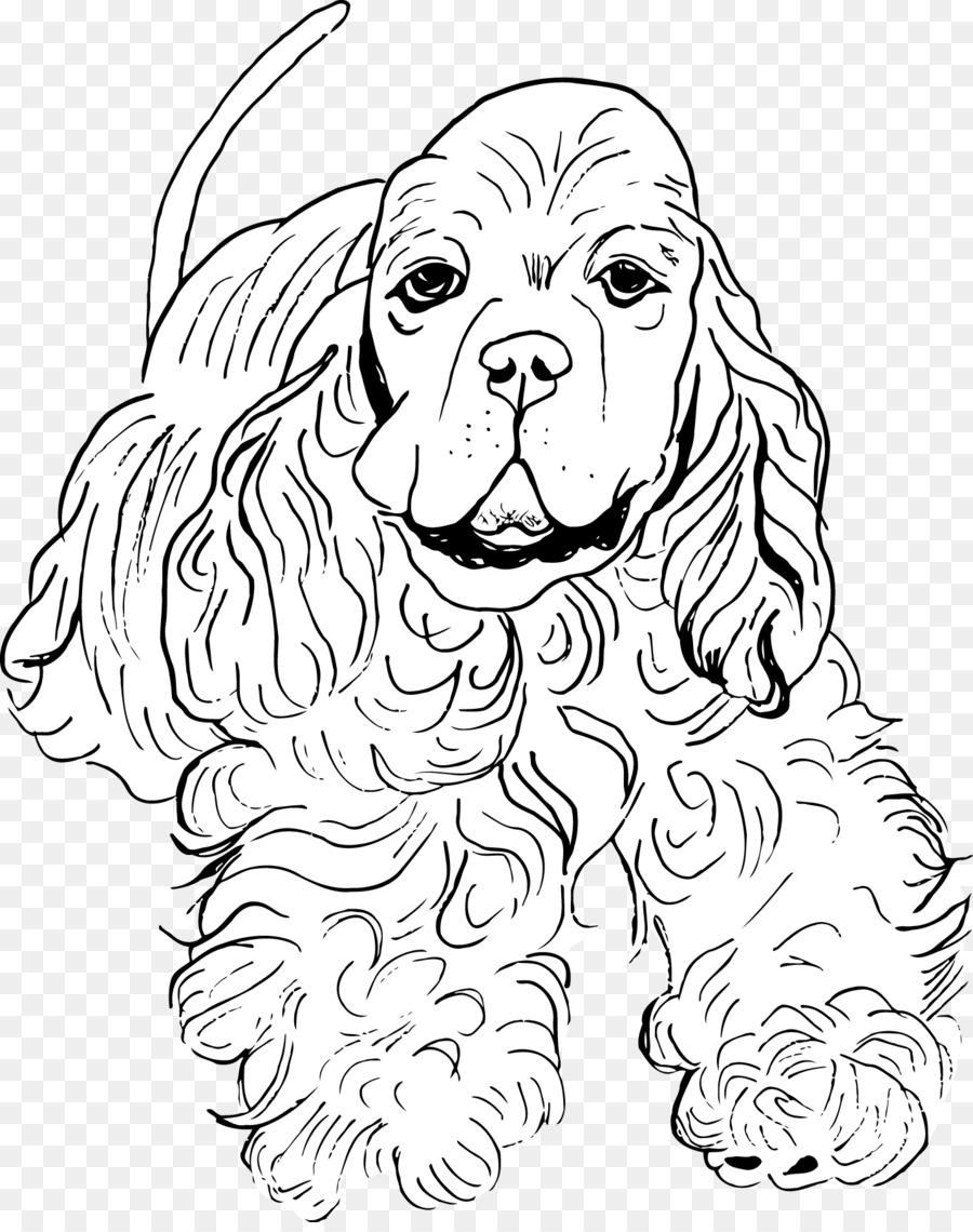 Спаниель детские картинки собаки