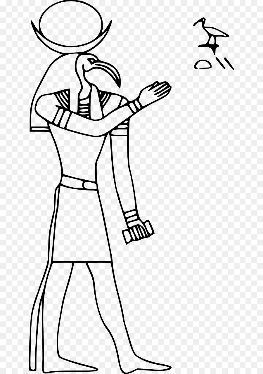 Картинки древних богов египта для срисовки