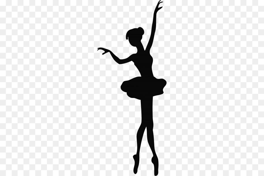 картинки силуэтов балерин тоже используют