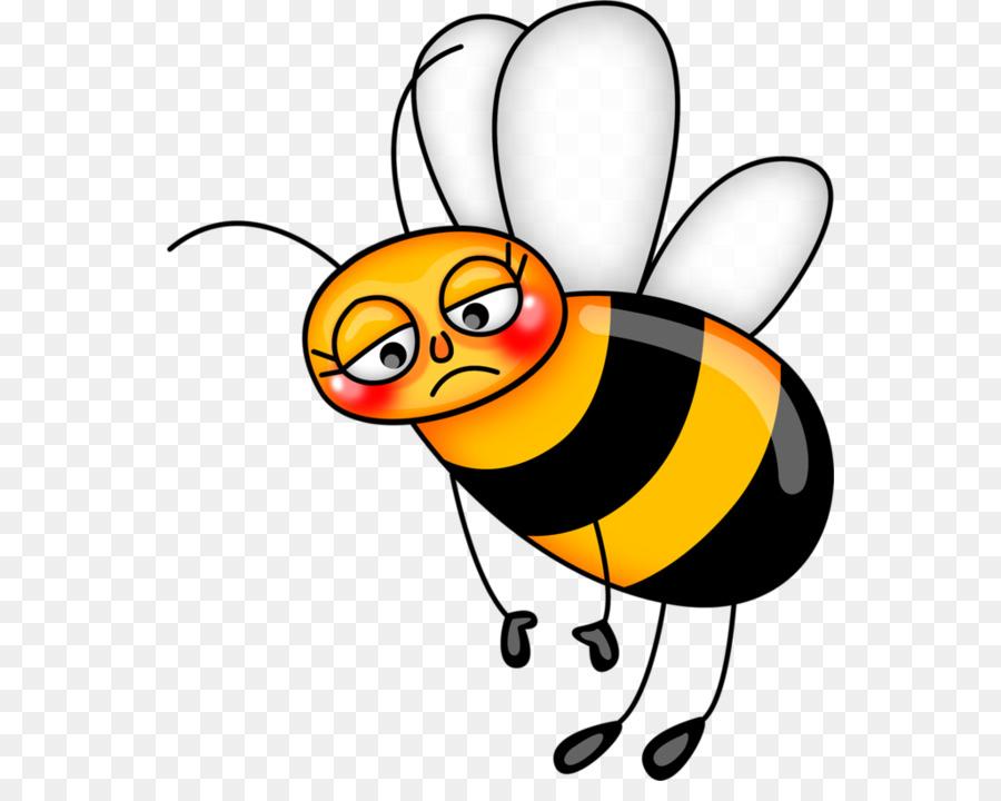 Картинка ученая пчела