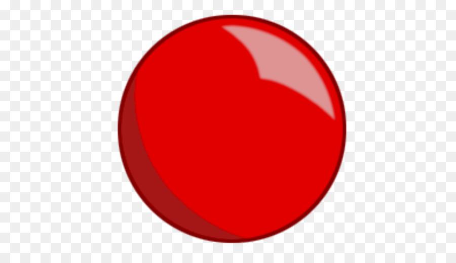 картинка большого красного круга