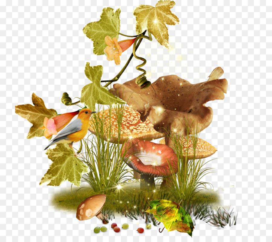 Анимационные картинки на прозрачном фоне осень