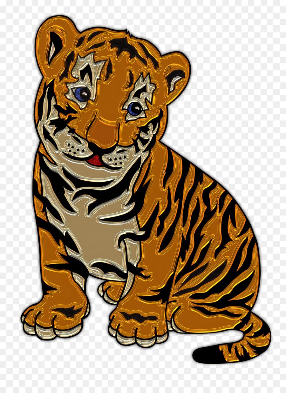 Картинка тигра рисунок