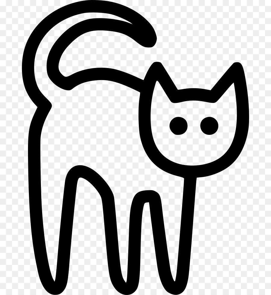 символ кошки картинки кадрирования