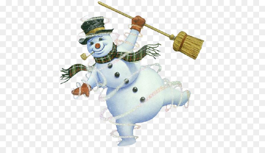 Картинка гиф снеговик