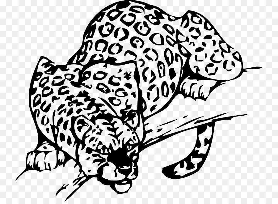 Картинки для выжигания леопард