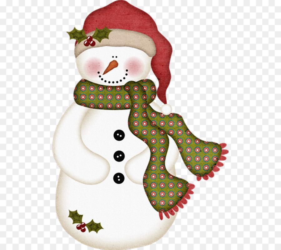 скрап картинка снеговик меня
