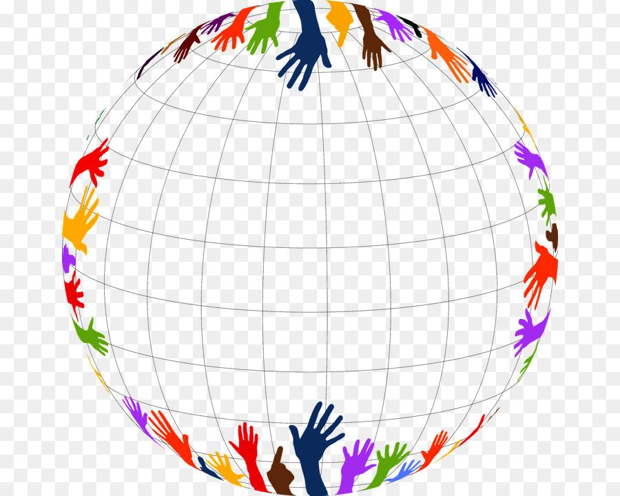 Картинка глобус с детьми на прозрачном фоне