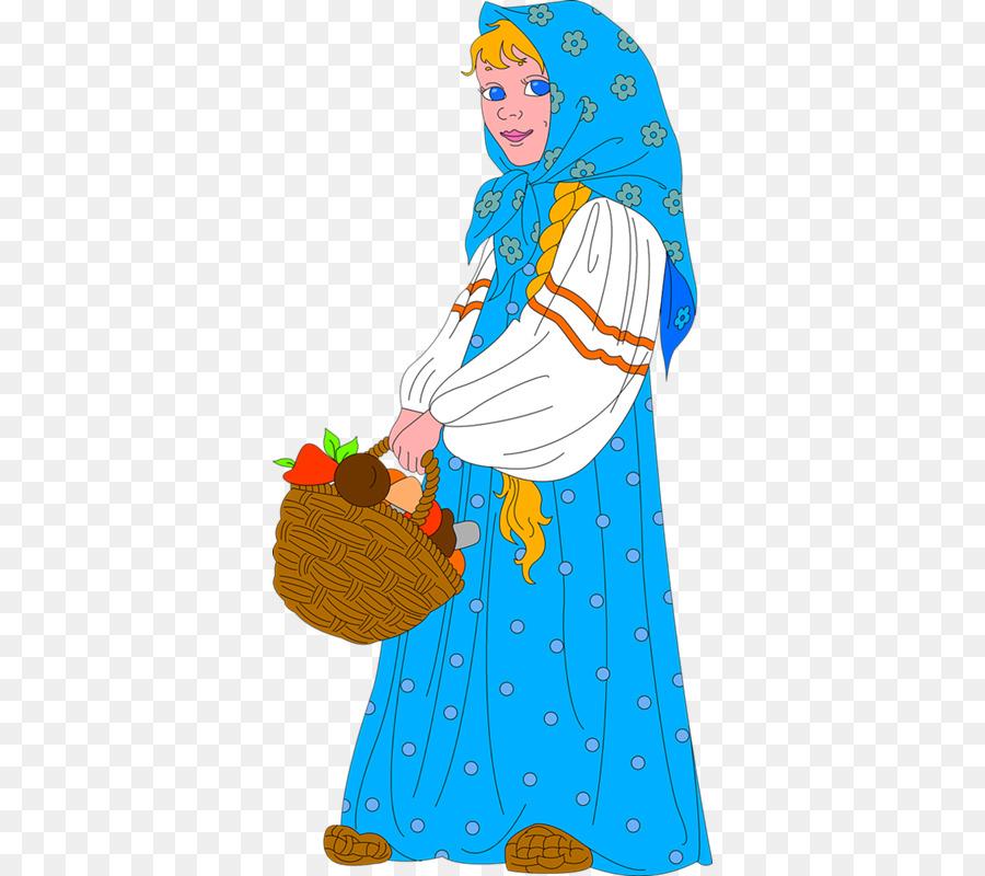 Картинка цветная аленушка