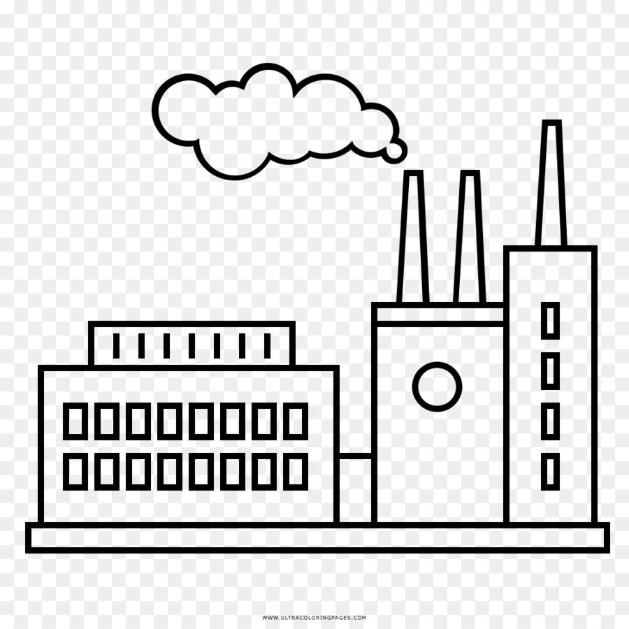 Рисунки заводов и фабрик карандашом для начинающих