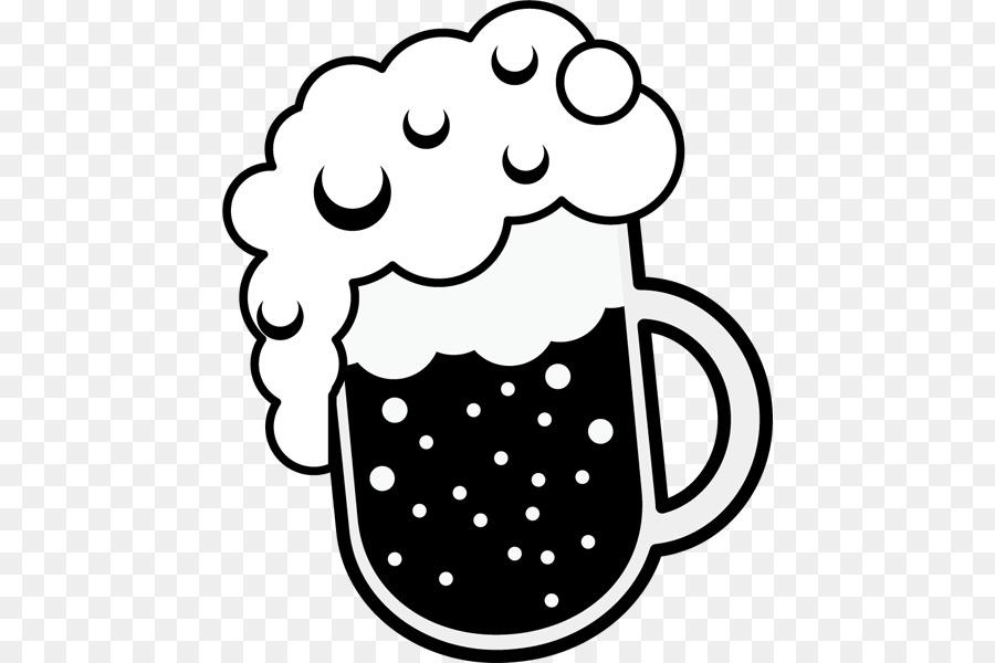 Пиво картинки черно белые